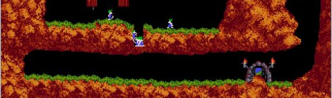 Old Game Tuesday - Lemmings
