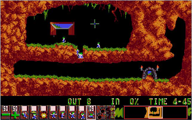 Old Lemmings Game Download