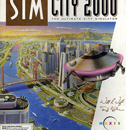 Old Game Tuesday - SimCity 2000