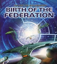 Old Game Tuesday - Star Trek:  Birth of the Federation