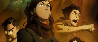 The Legend of Korra Season Finale Preview