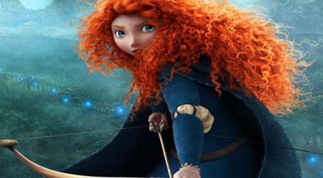 Movie Review - Brave