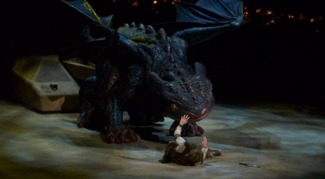 How to Train Your Dragon Live!