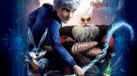 Movie Review - Rise of the Guardians