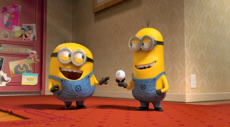 Movie Review - Despicable Me 2