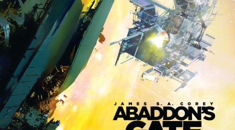 Book Review:  Abaddon's Gate