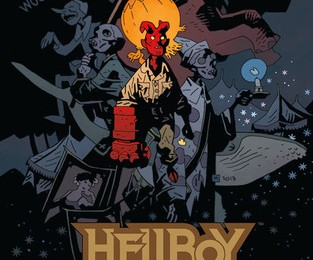 Book Review:  Hellboy: The Midnight Circus