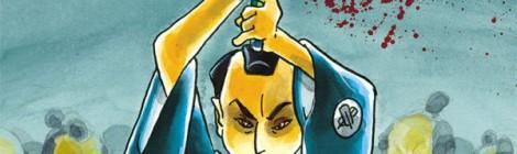 Comic Book Review - 47 Ronin (Stan Sakai)