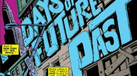 Classic Comics - X-Men: Days of Future Past