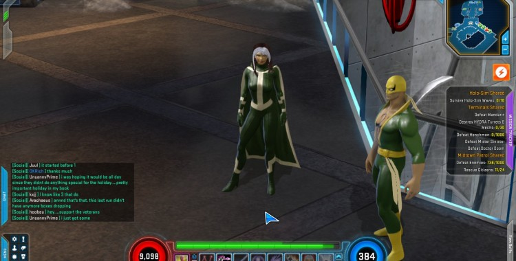 State of the Game:  Marvel Heroes