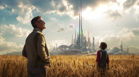 Movie Review - Tomorrowland