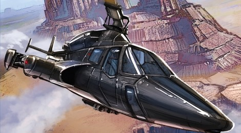 Comic Book Review - Airwolf: Airstrikes