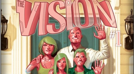 Comic Book Review - The Vision #1
