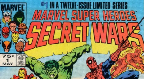 Should I Read It?  Secret Wars (1984)