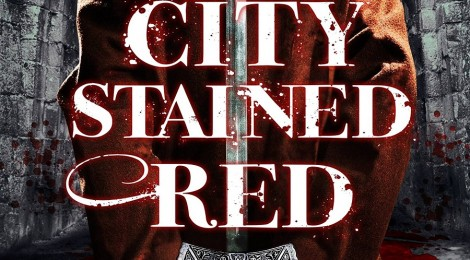 Book Review - The City Stained Red (Bring Down Heaven #1) by Sam Sykes