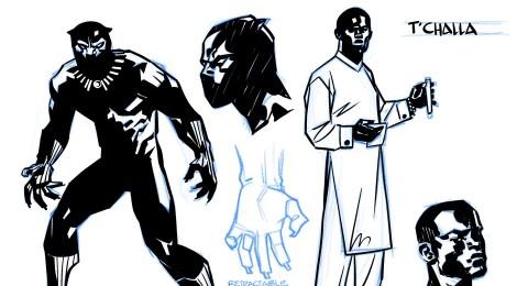 Comic Book Review - Black Panther #1