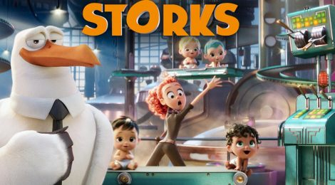 Movie Review - Storks