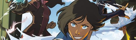 "The First Legend of Korra Comic, ""Turf Wars"", Starts June 2017!"
