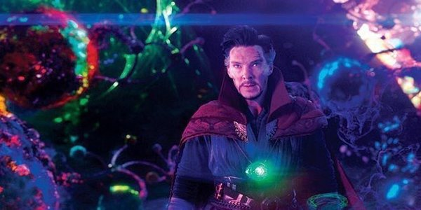 """Dormammu, I've come to bargain."""