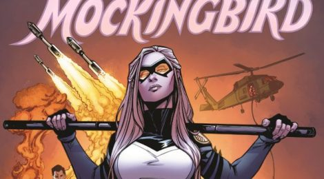 Comic Book Review - Mockingbird, Volume 1:  I Can Explain