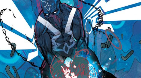 Comic Book Review - Black Bolt #1 by Saladin Ahmed and Christian Ward