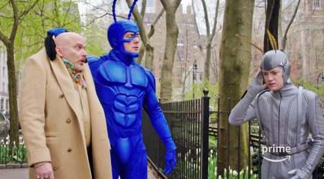 TV Review - Amazon's The Tick Season One