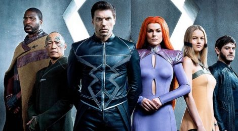 Pilot Season - The Inhumans