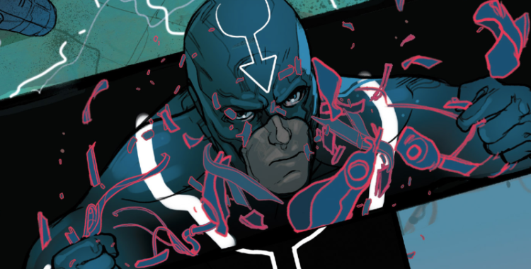 Comic Book Review - Black Bolt Vol. 1, Hard Time