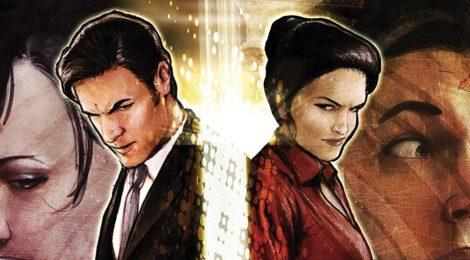 Comic Book Review - Crosswind Vol. 1